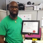 Congrats to Sinclair Anthony on achieving his Red Seal Refrigeration License!