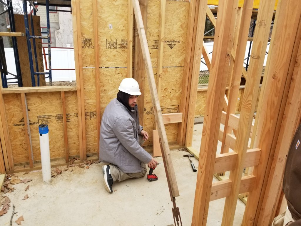 Habitat for Humanity Jan. 2020