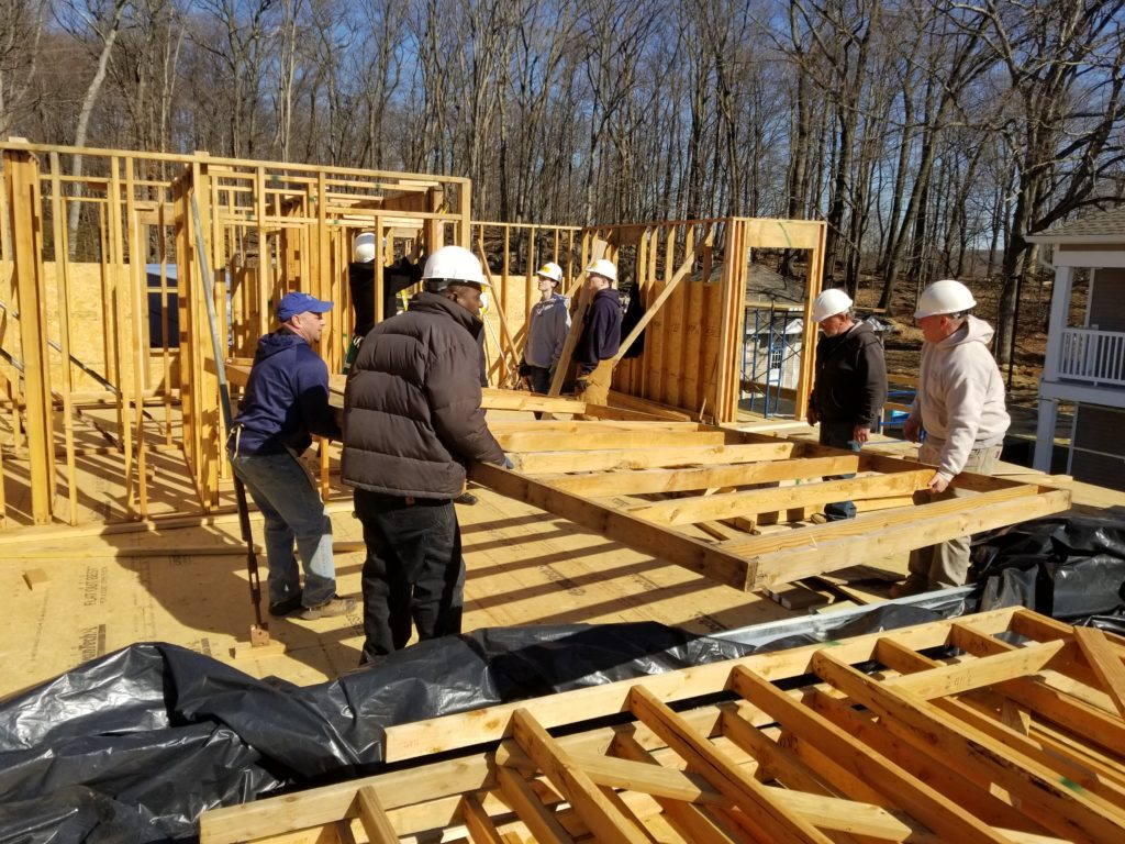 Habitat for Humanity Feb. 2020