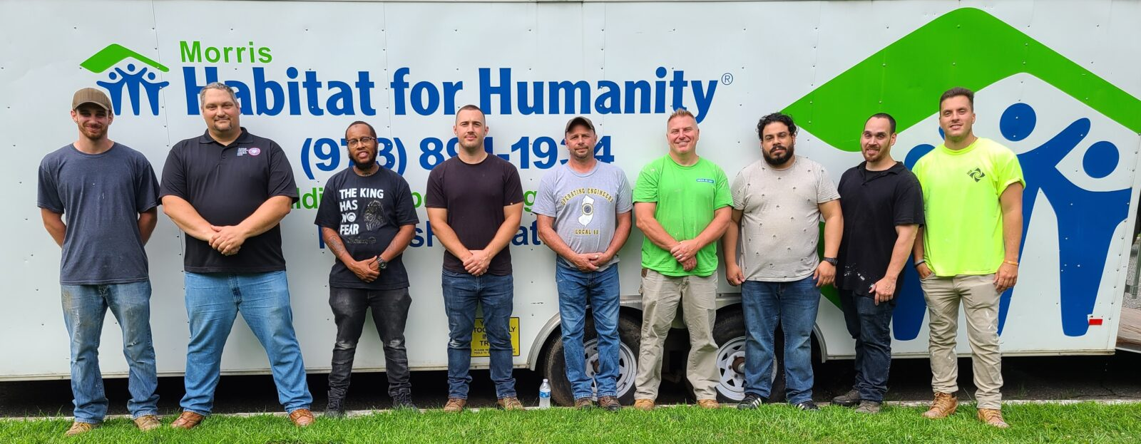 Habitat for Humanity 7/17/2021